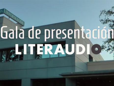 Presentación Literaudio audiolibros