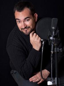 Chema Bazán actor de doblaje