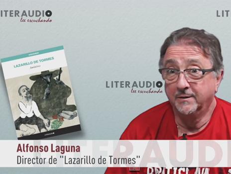 Creando audiolibro Lazarillo de Tormes